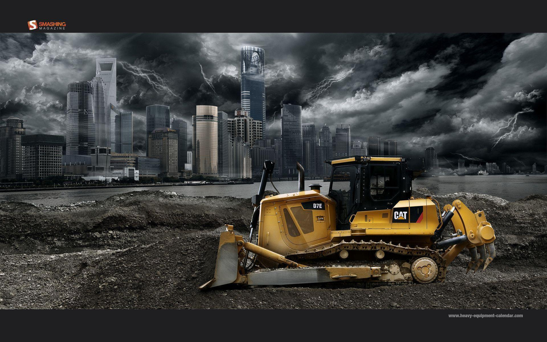 Caterpillar Equipment Wallpapers Wallpaper Cave