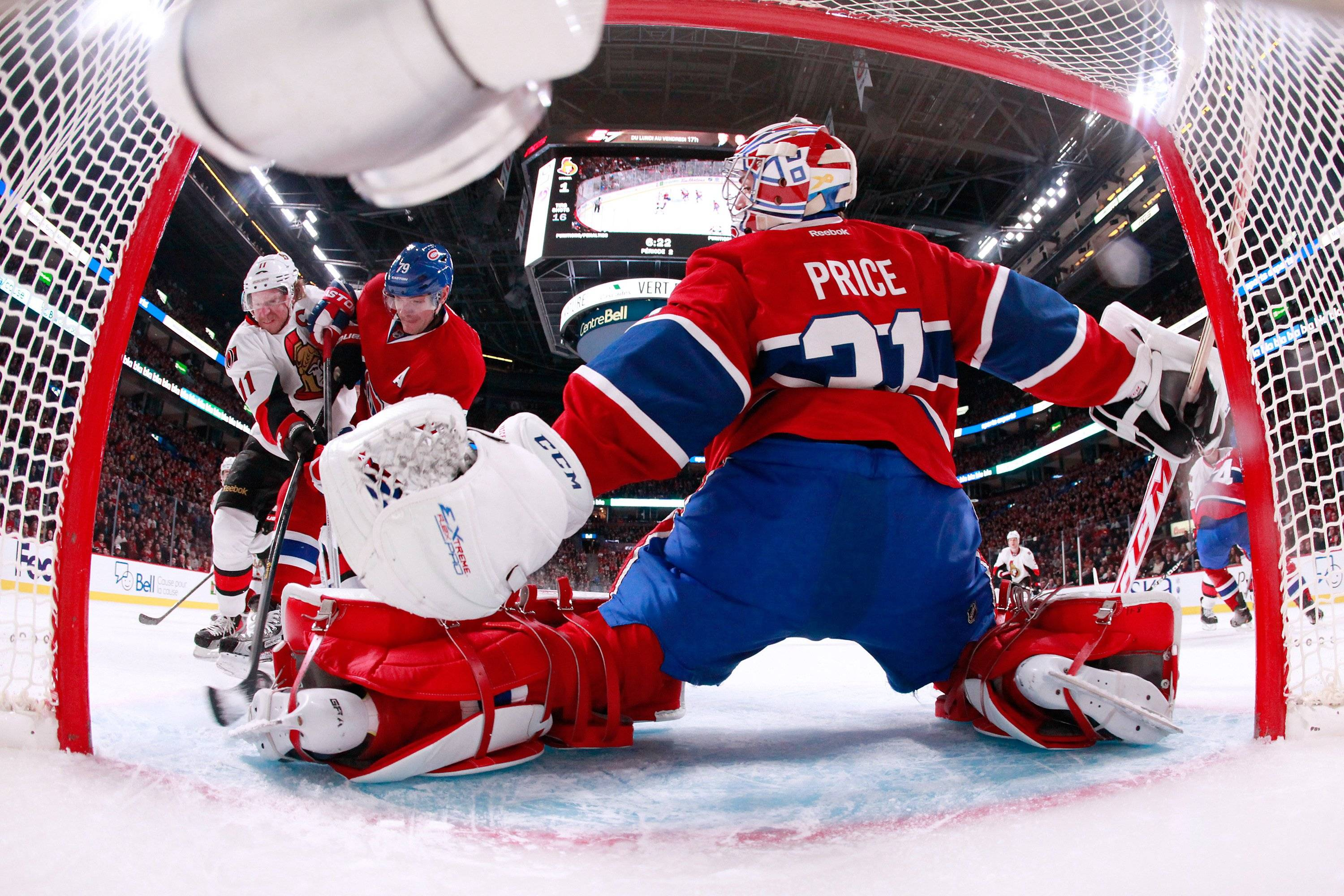 MONTREAL CANADIENS nhl hockey
