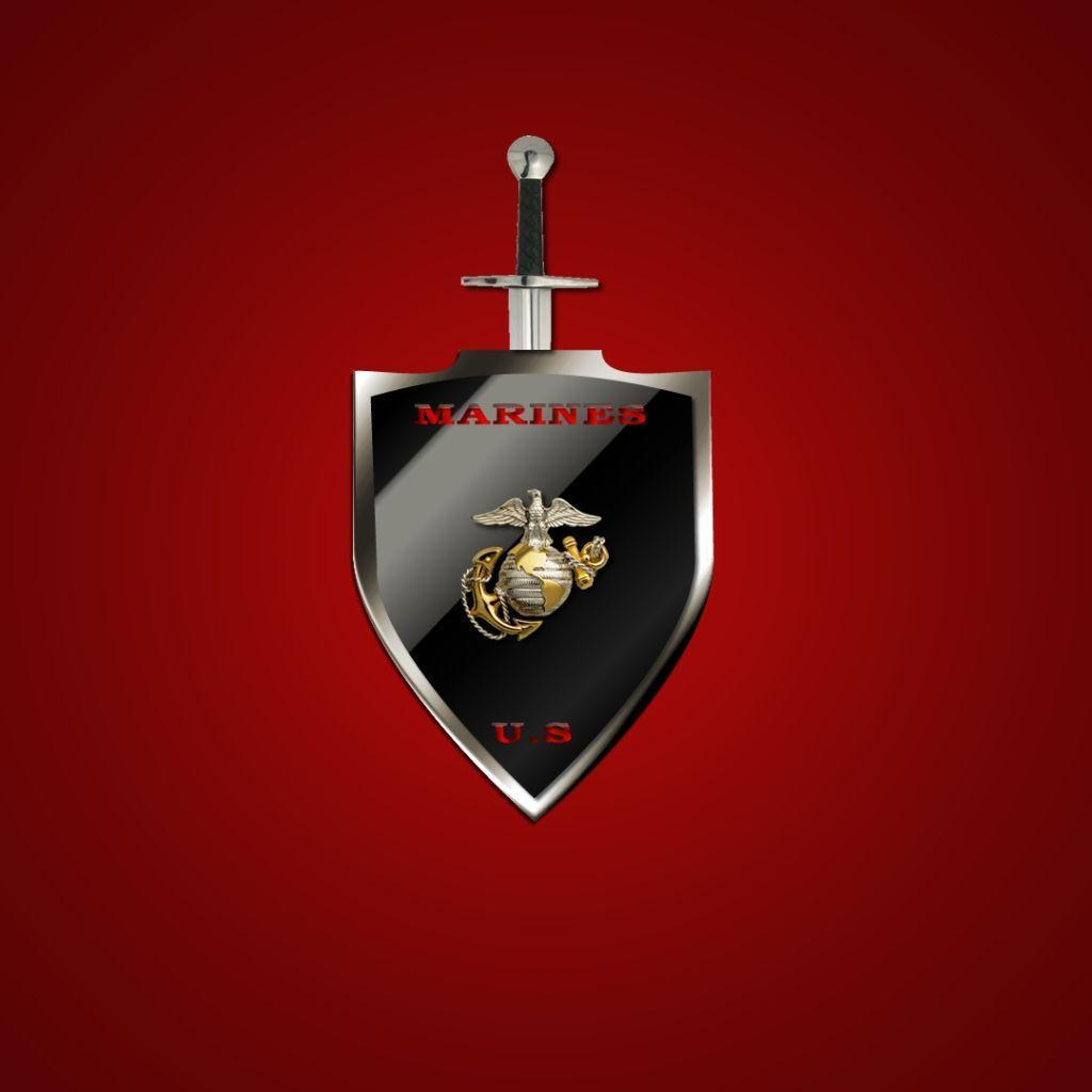 Usmc Logo Wallpaper: Marine Corps Desktop Wallpapers