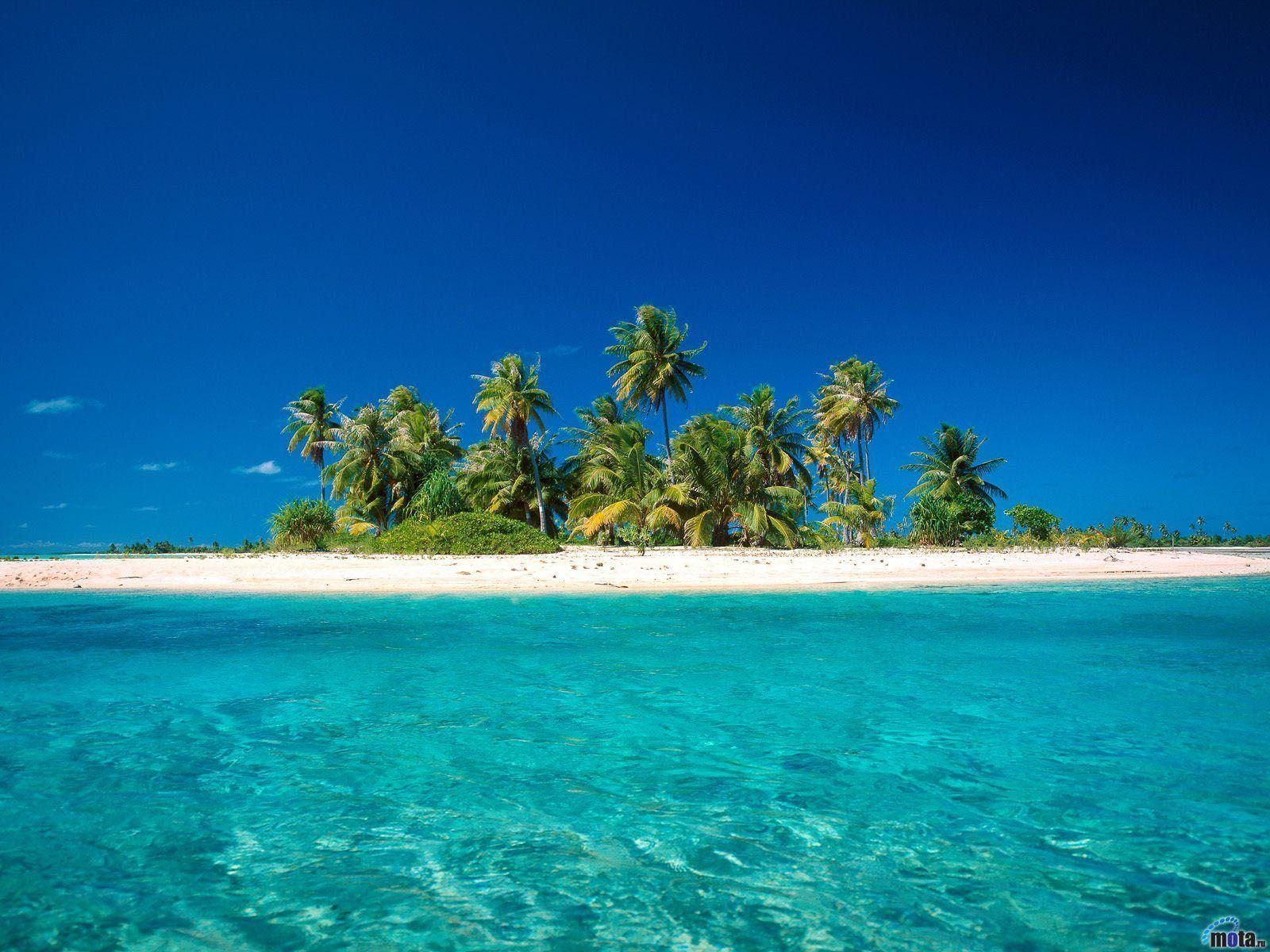 tropical island backgrounds - photo #6