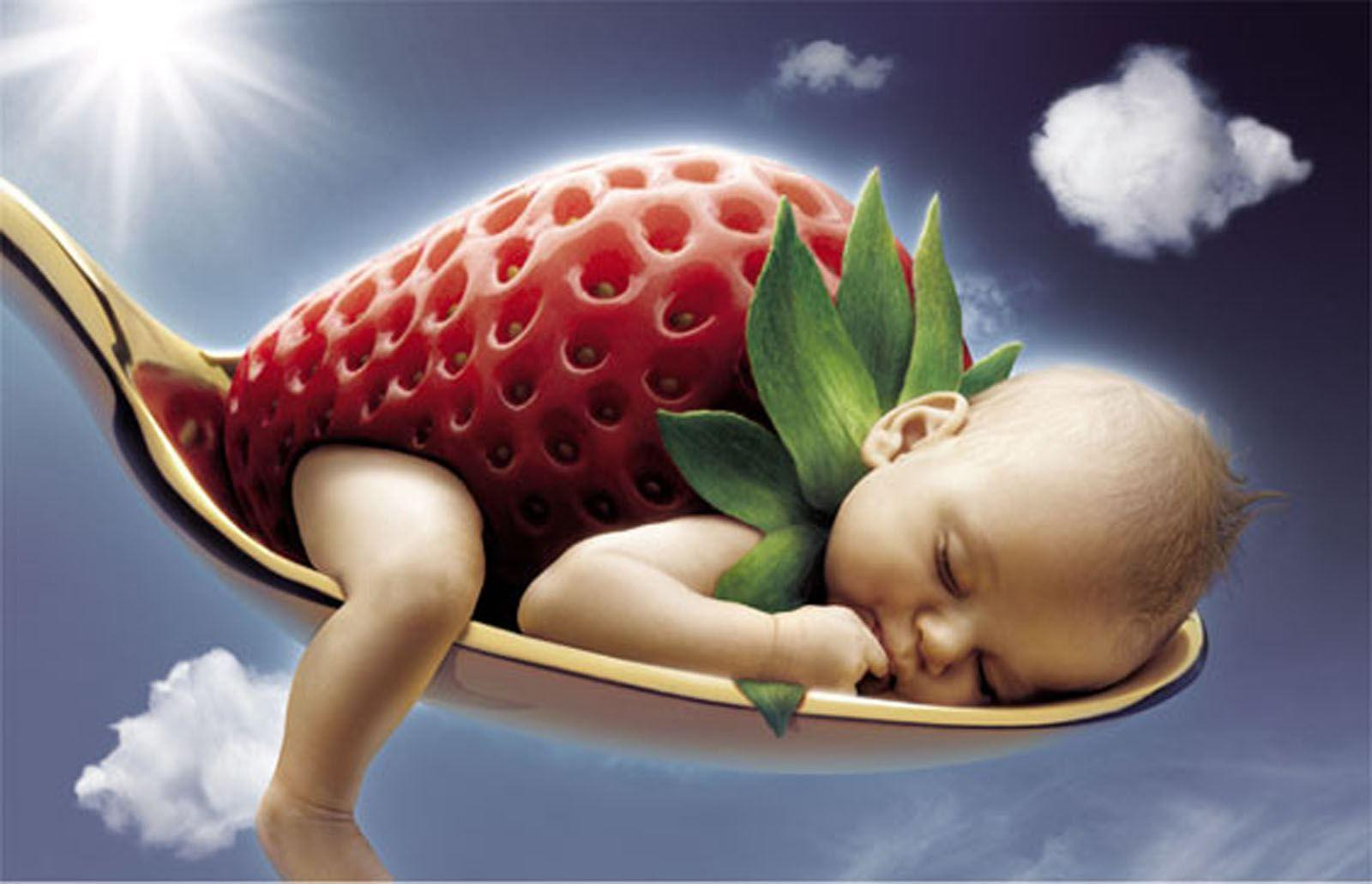 Cute Laughing Baby Wallpapers: Sweet Desktop Backgrounds
