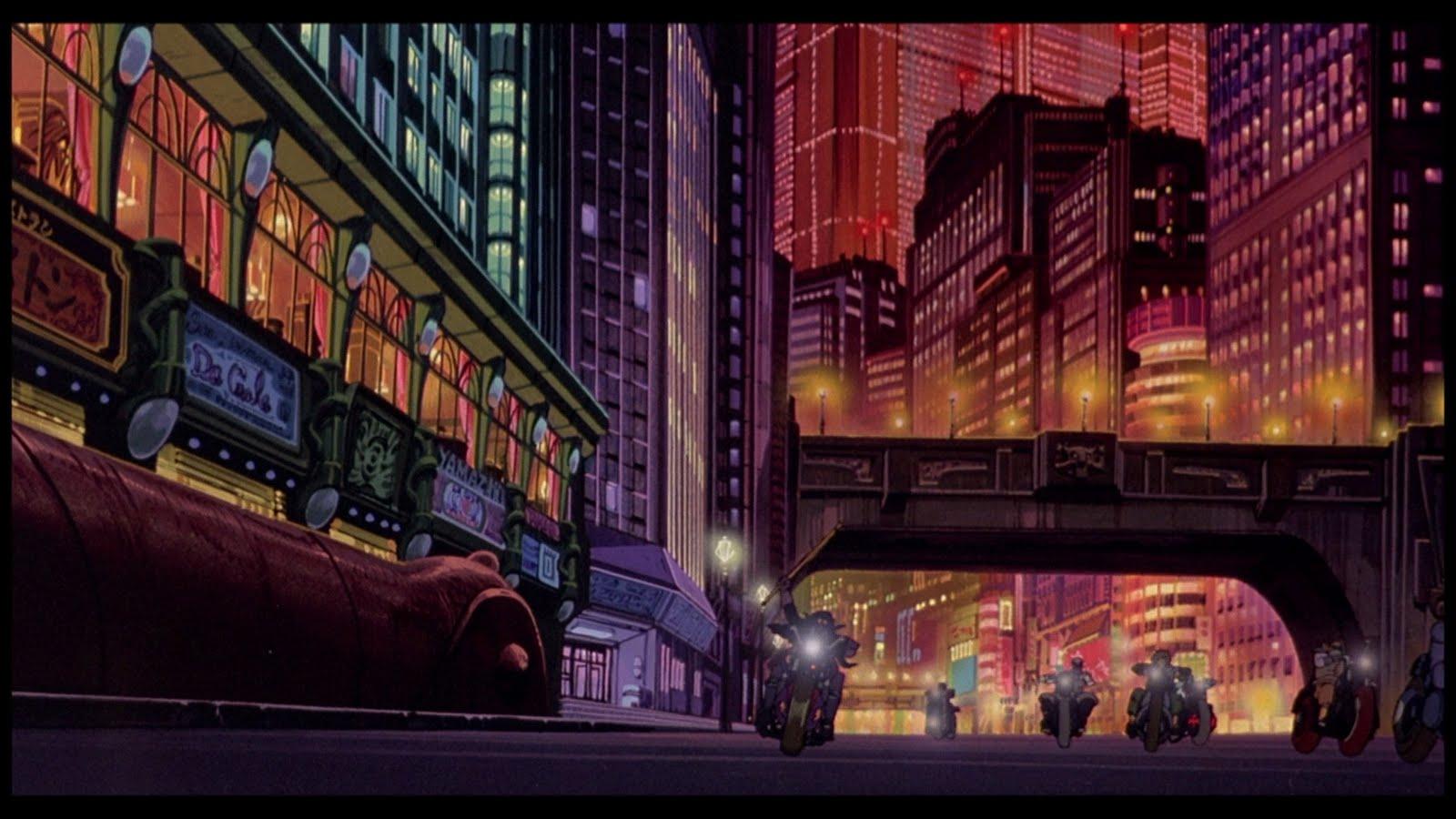 Top Akira City Wallpapers - allwidewallpapers.com