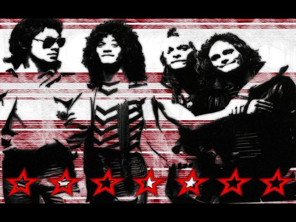 Metalpaper: Van Halen Wallpapers