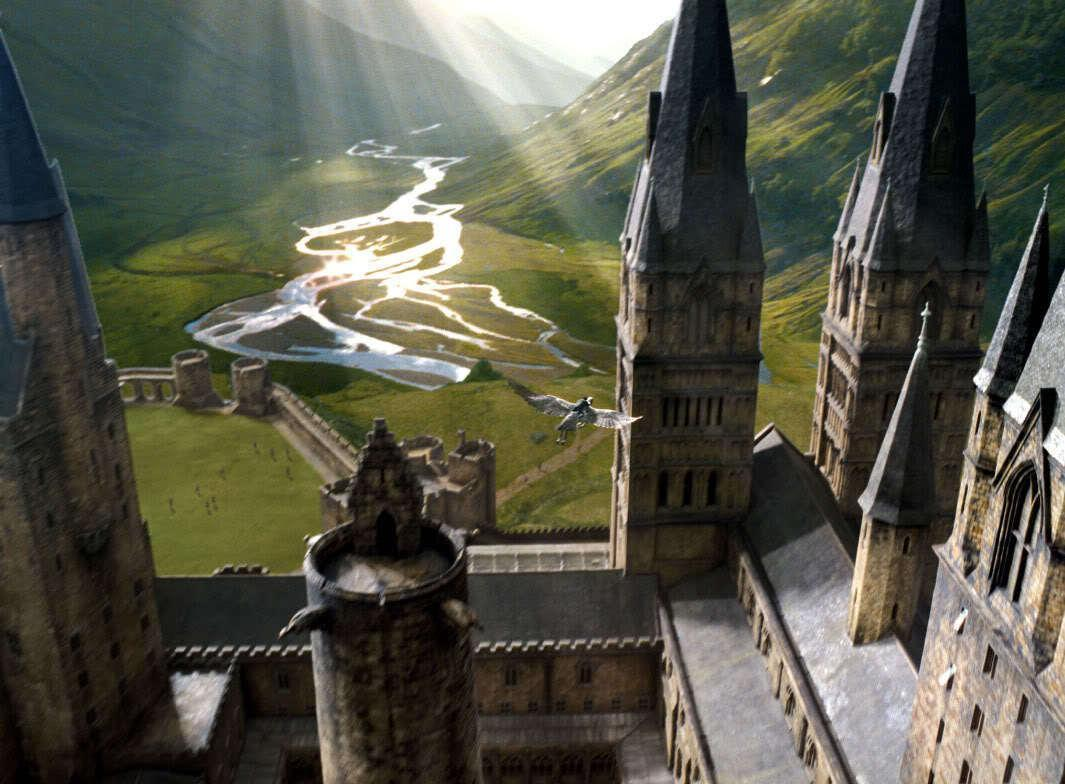 hogwarts desktop wallpaper - photo #19