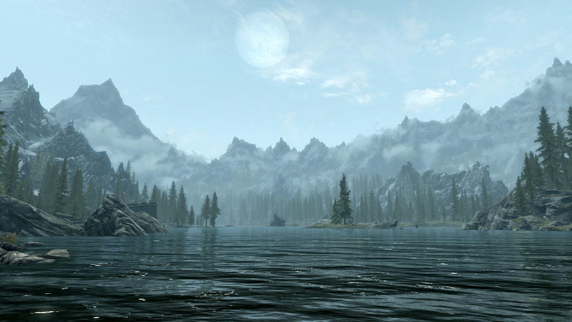 Скачать игру The Elder Scrolls V Skyrim  Dragonborn