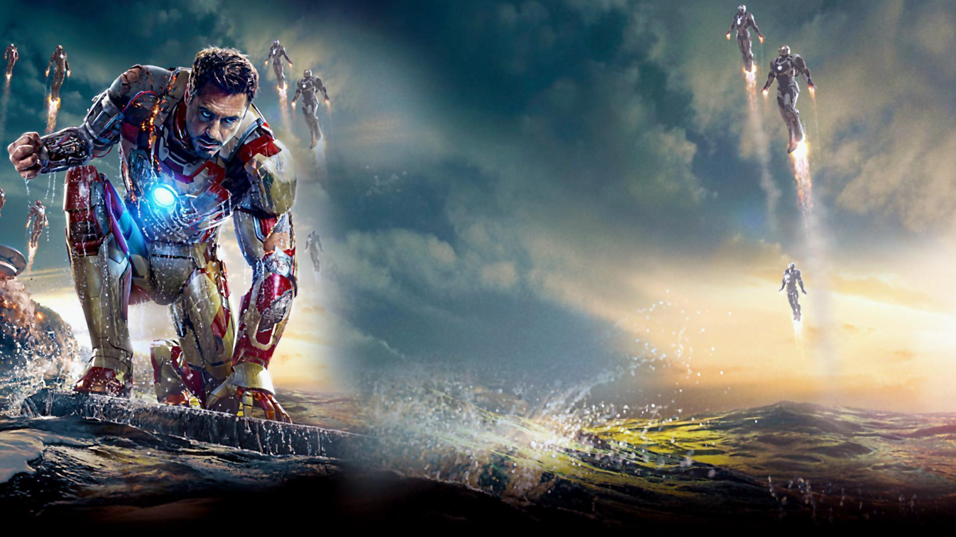 Hd wallpapers iron man 3 wallpaper cave for Wallpaper three