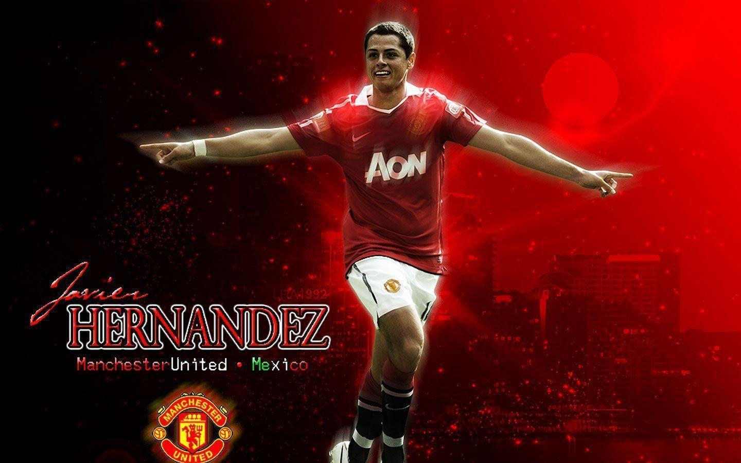 Chicharito Hernandez Wallpapers