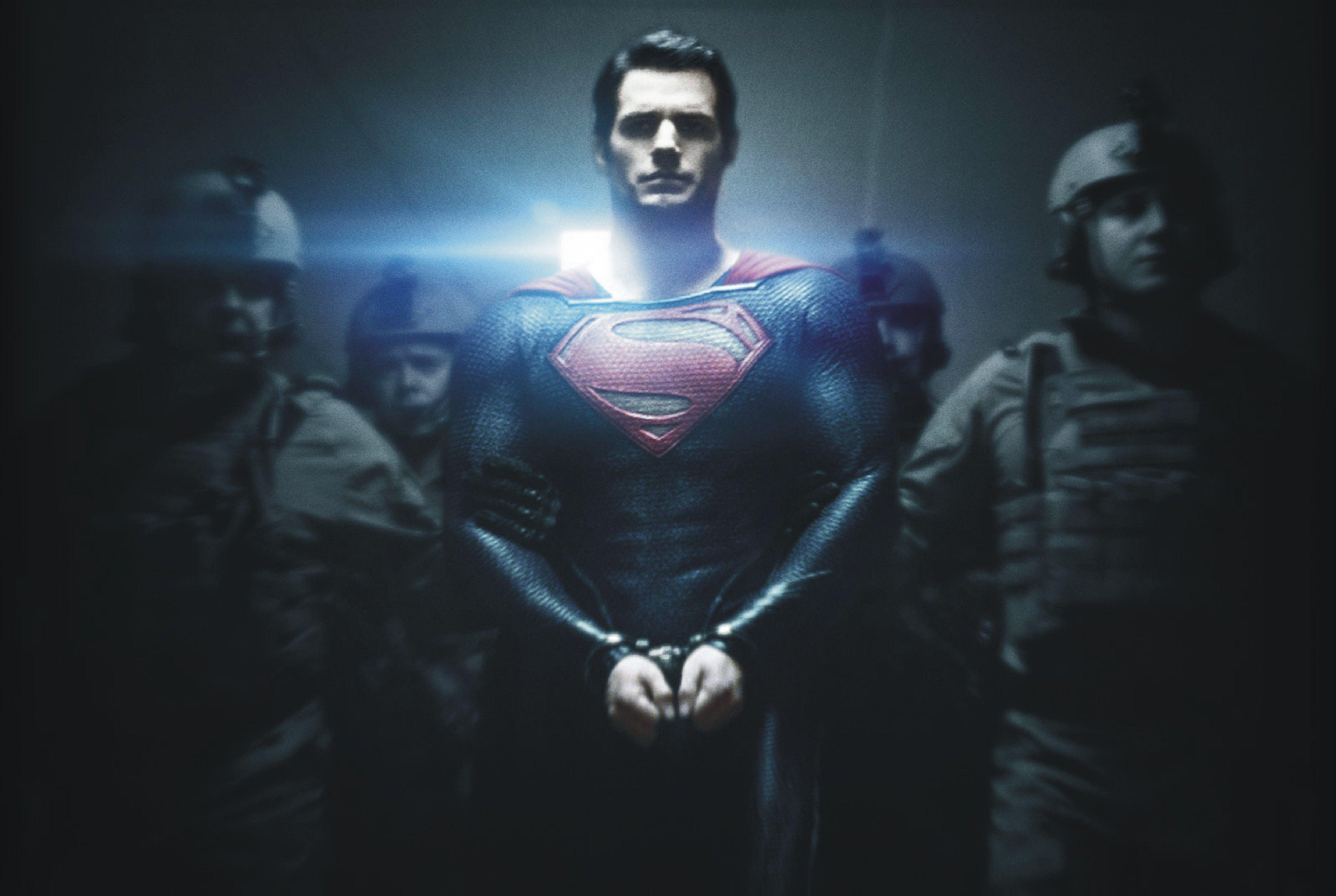 Man Of Steel Superman Wallpapers - Wallpaper Cave