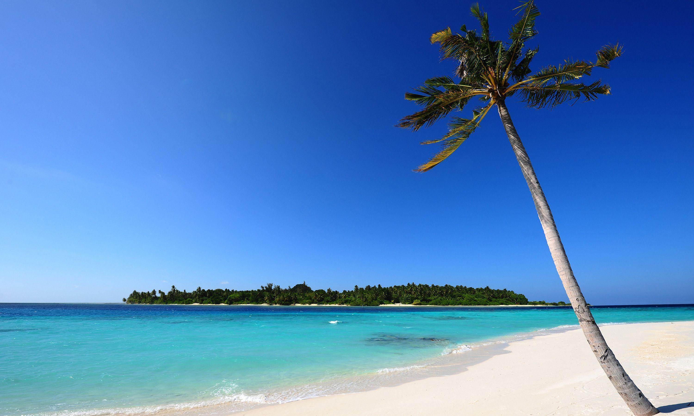 Free HD Beach Wallpape...