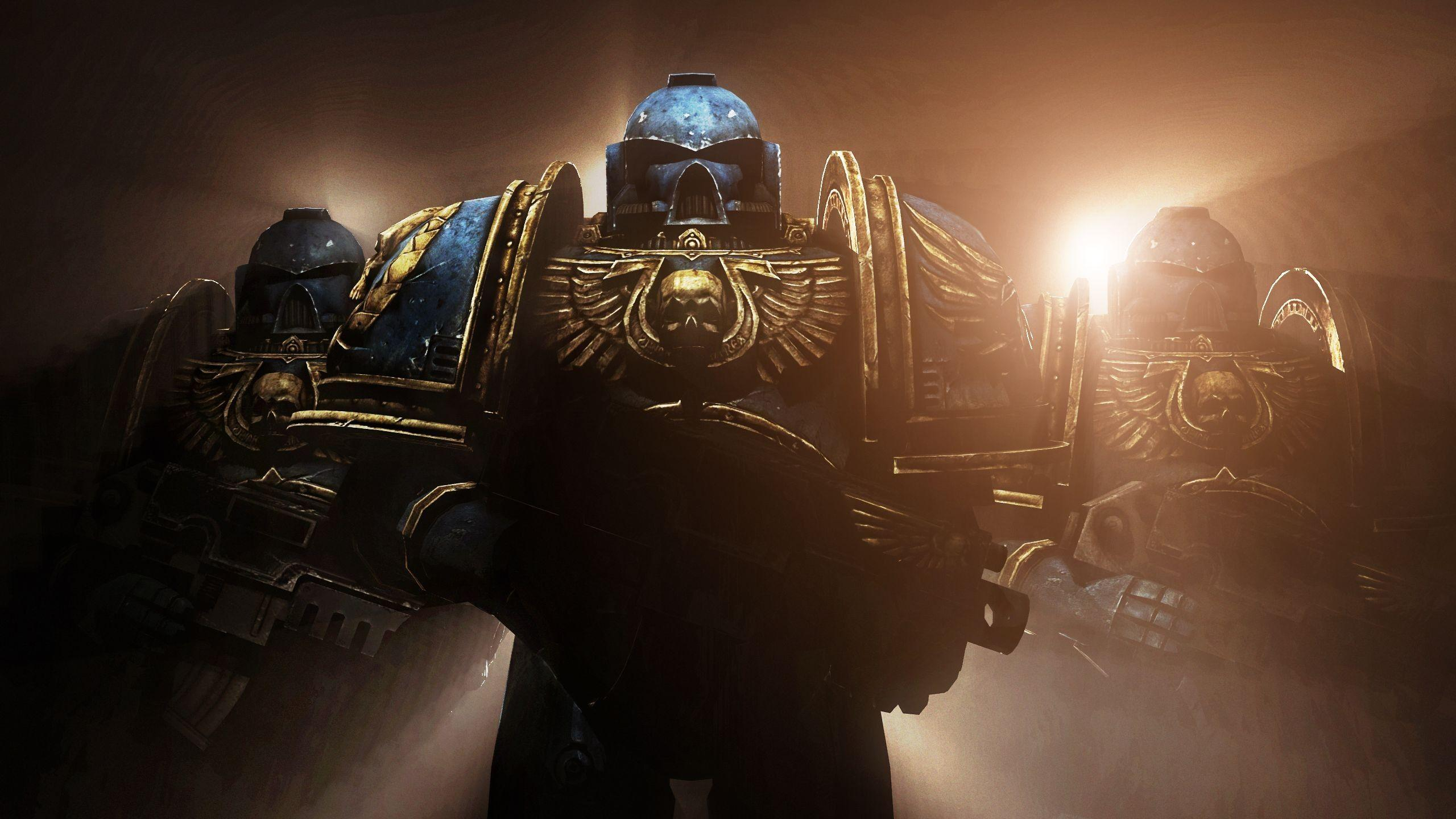 Space Marine HD Wallpapers