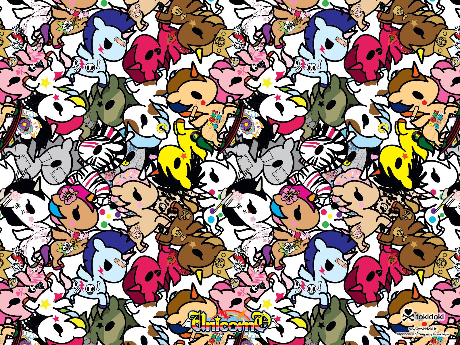 tokidoki wallpapers wallpaper cave