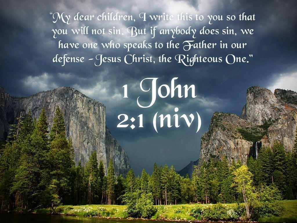 Image For > Jesus Wallpapers With Bible Verses