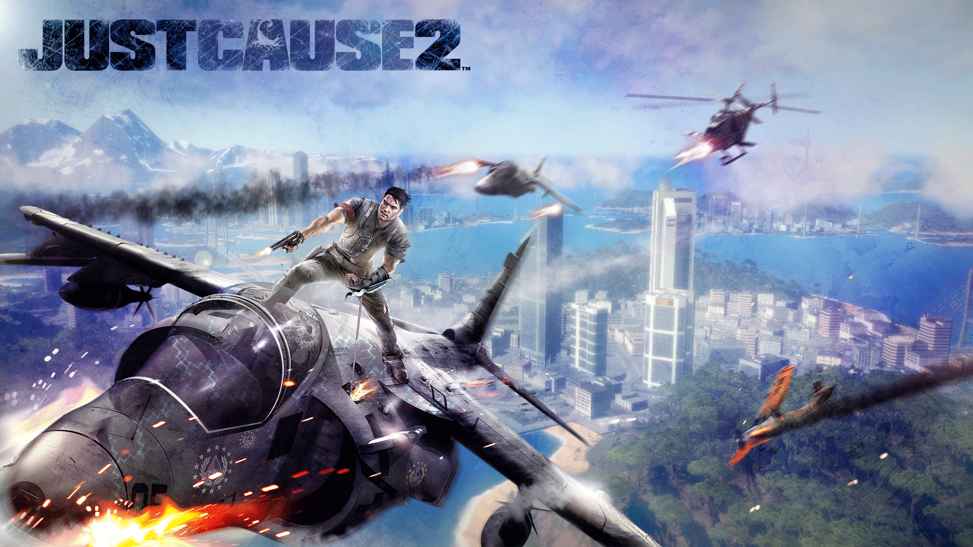 Just Cause 2 Wallpapers  Wallpaper Cave