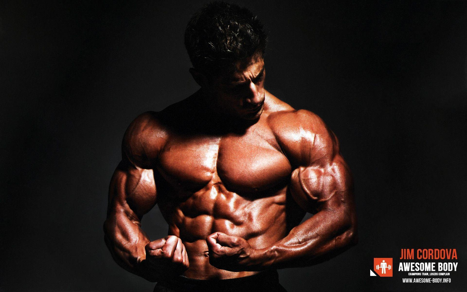 Wallpapers Of Body Builder Wallpaper Cave