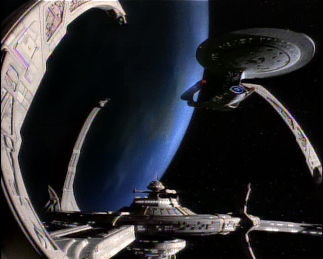 9 Star Trek: Deep Space Nine Wallpapers