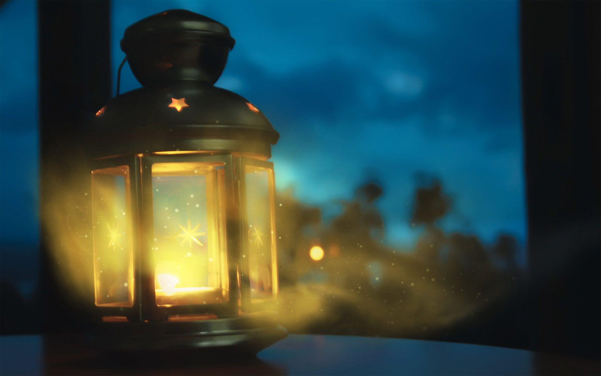 The fireflies Dengzhan wallpaper Auto desktop background ...