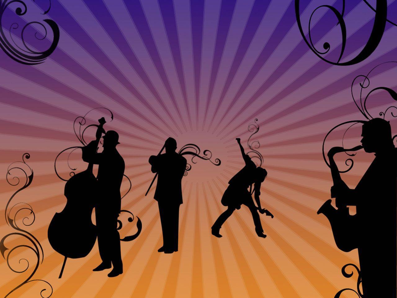 Free Wallpapers - The Spirit Of Jazz wallpaper