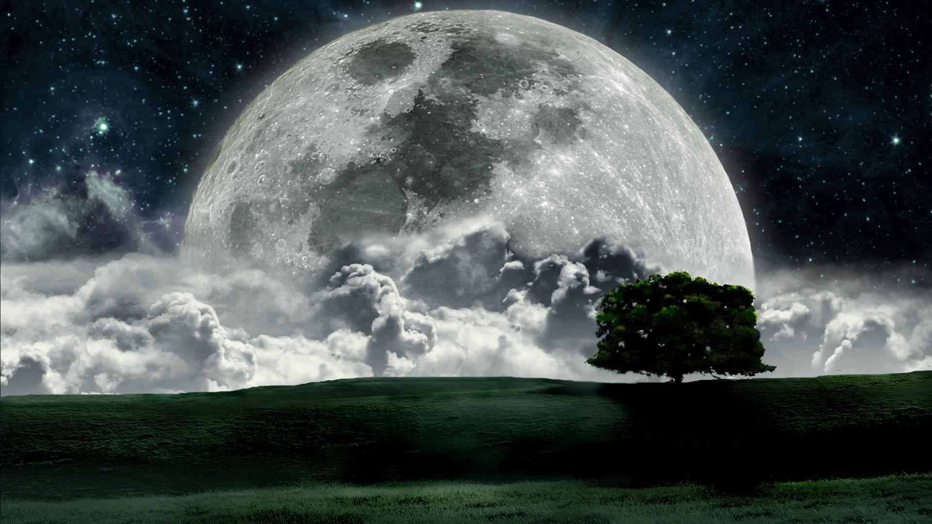 Moon Hd Wallpapers Wallpaper Cave