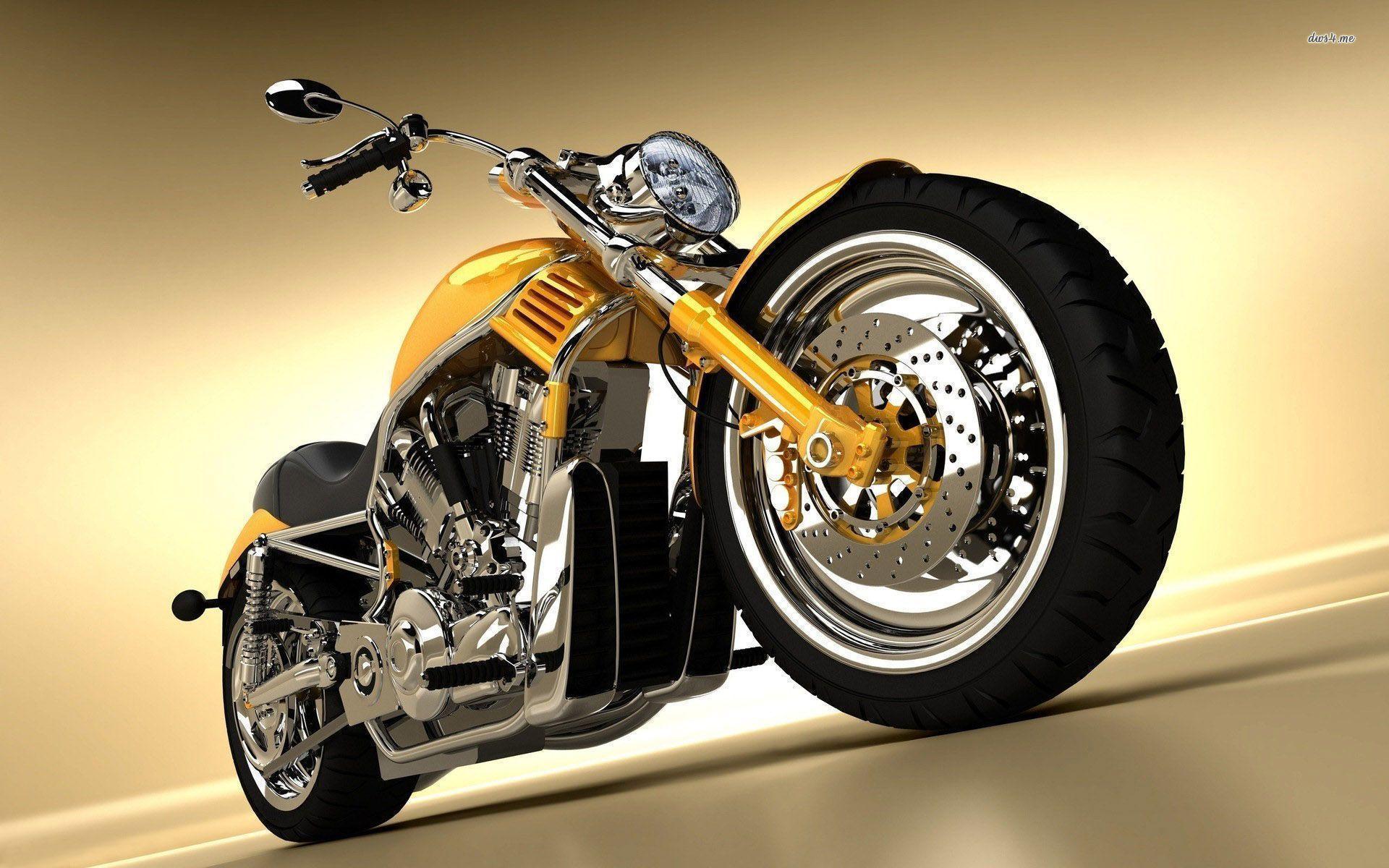 Harley Davidson Motorcycles HD Wallpaper - DOWNLOAD HD WALLPAPERS