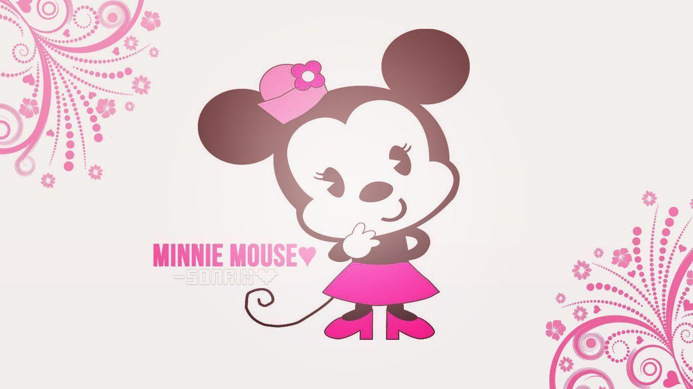 Animals For > Cute Minnie Mouse Wallpapers