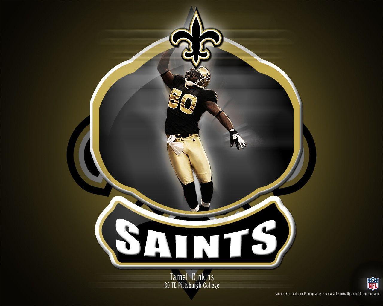 Free New Orleans Saints wallpapers backgrounds image