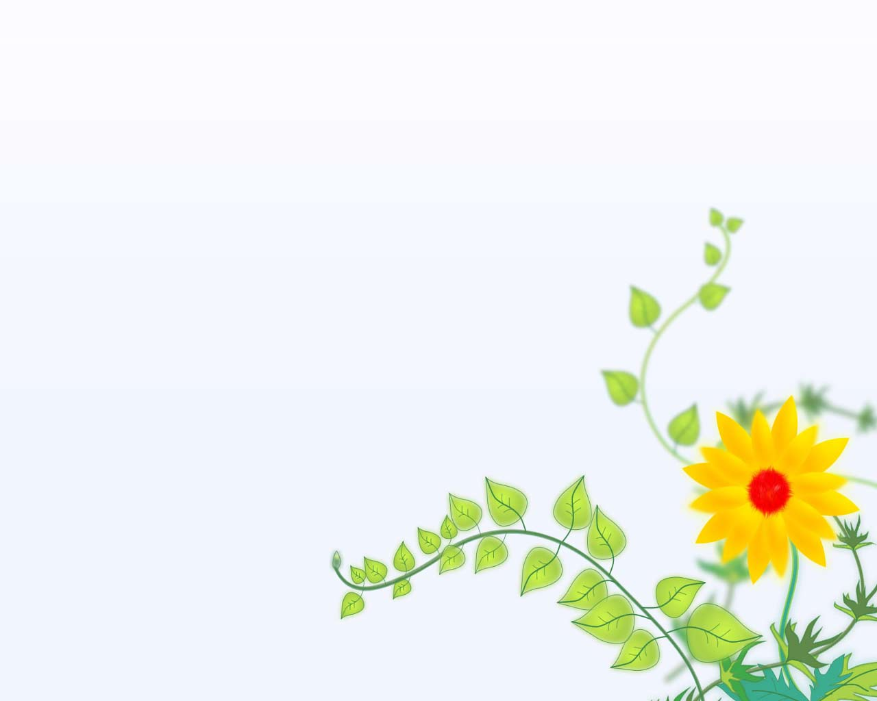 flower powerpoint templates gallery - templates example free download, Powerpoint templates