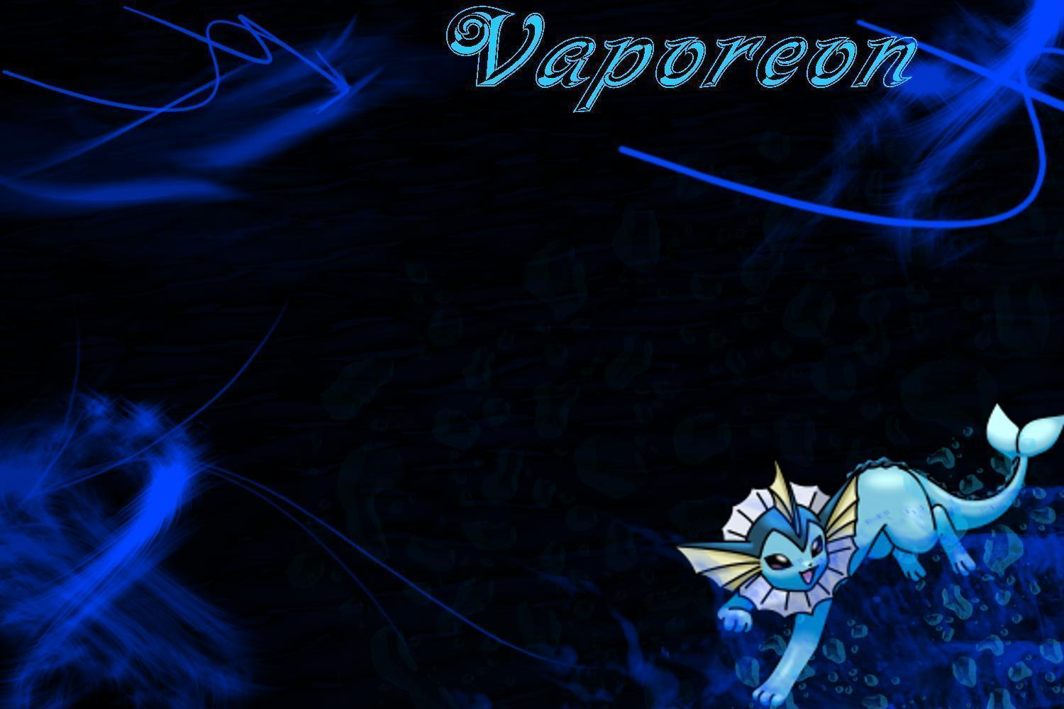 DeviantArt: More Like Vaporeon Wallpapers by SlaveWolfy