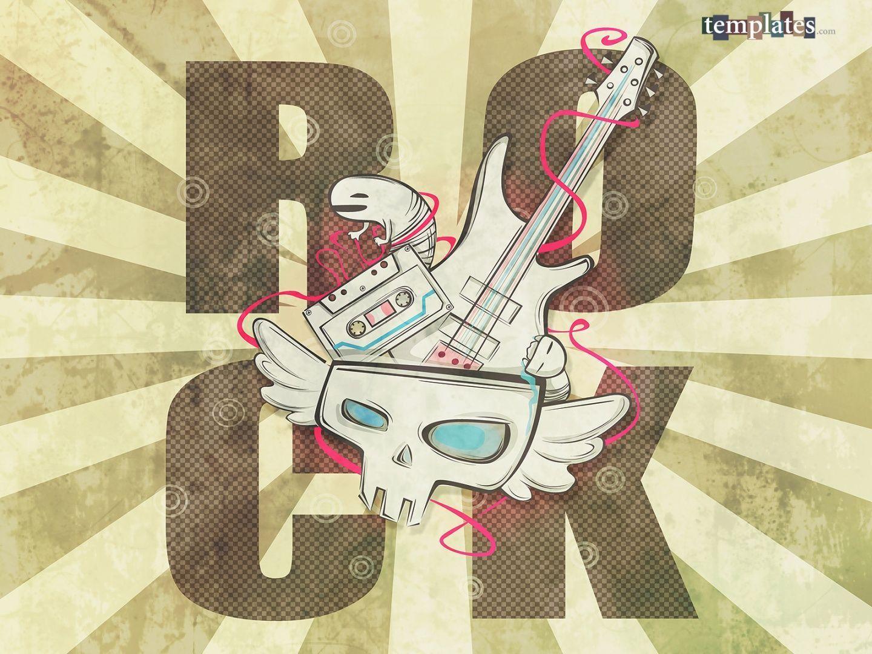 Punk Rock Girl Wallpaper