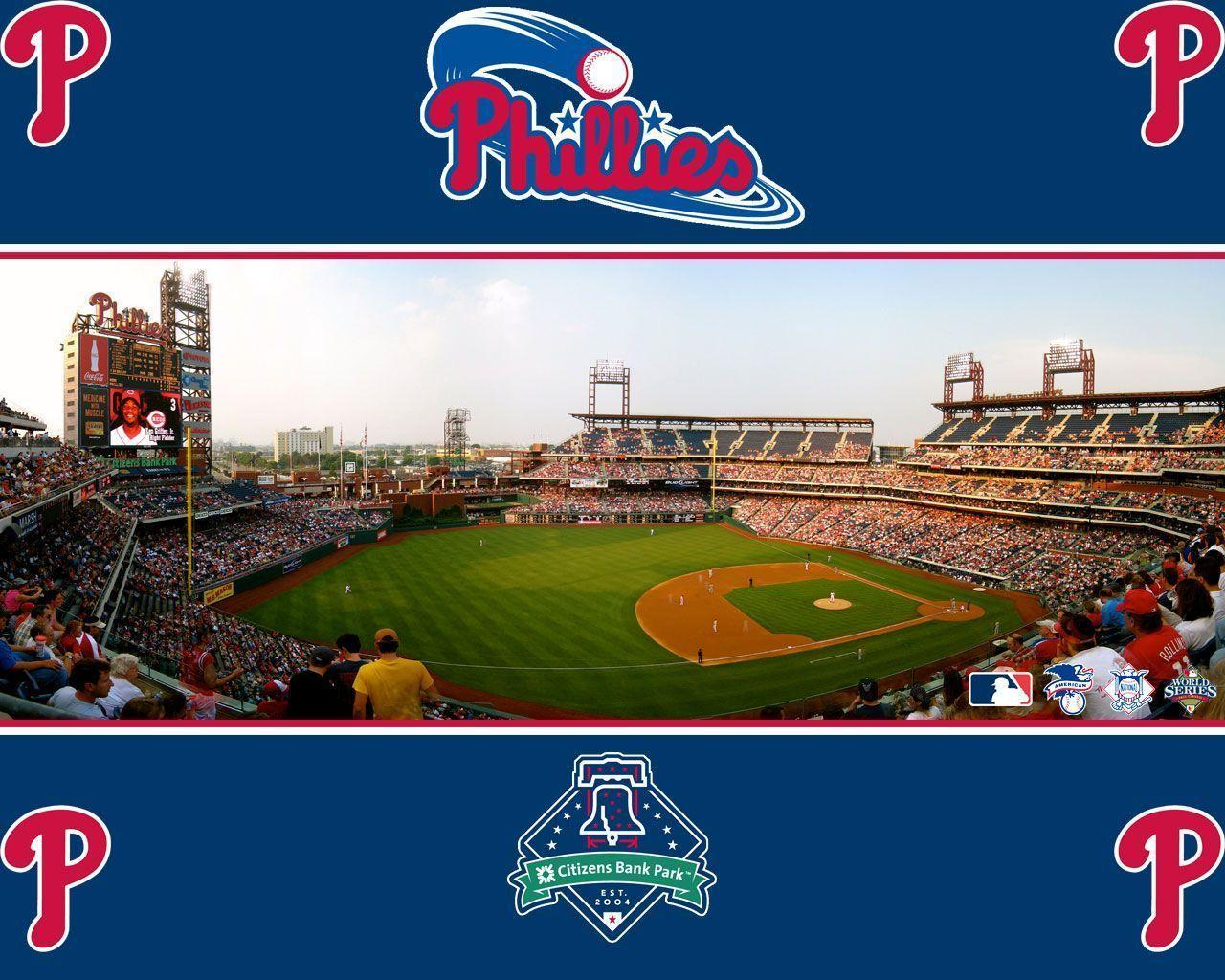 Philadelphia Phillies Desktop Wallpaper Free 26133 Images | wallgraf.