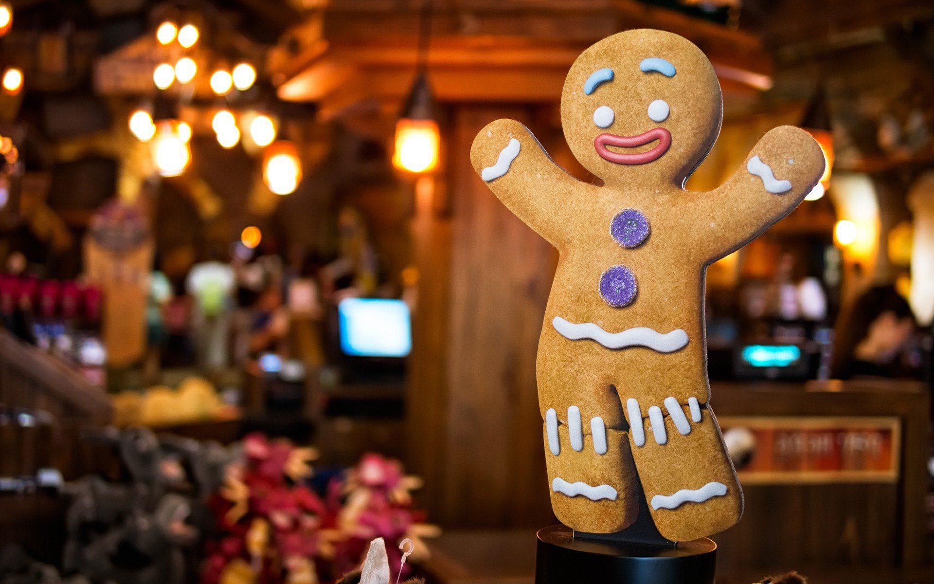 Gingerbread Man Wallpapers   Wallpaper Cave