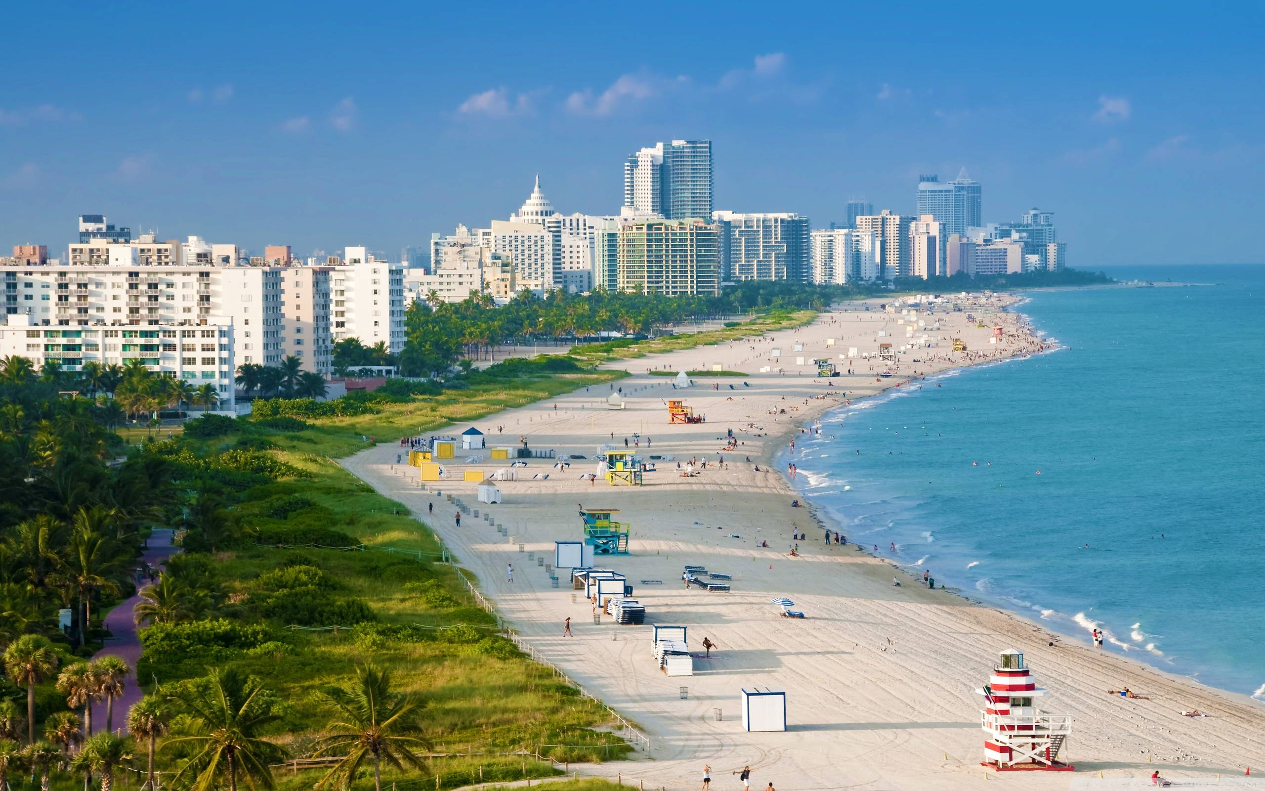 Fonds Decran Miami Beach Tous Les Wallpapers