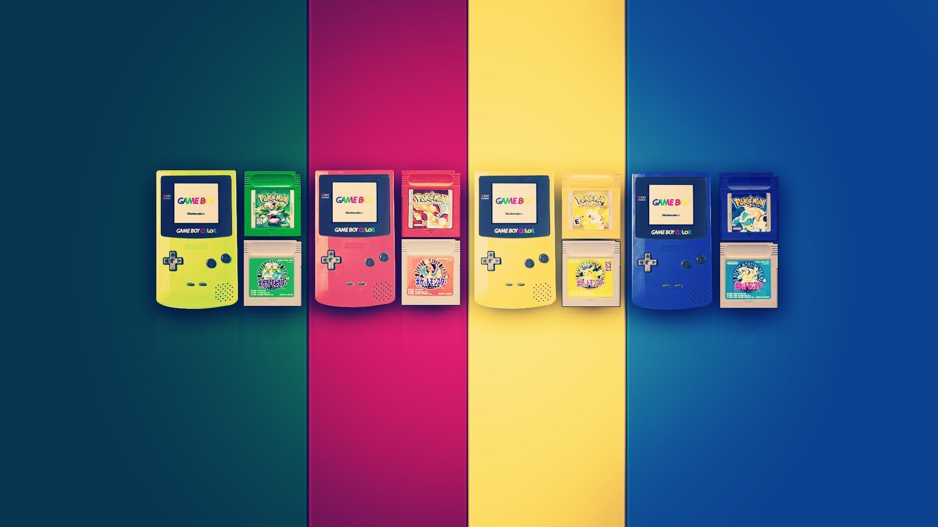 pokemon gameboy wallpaper -#main