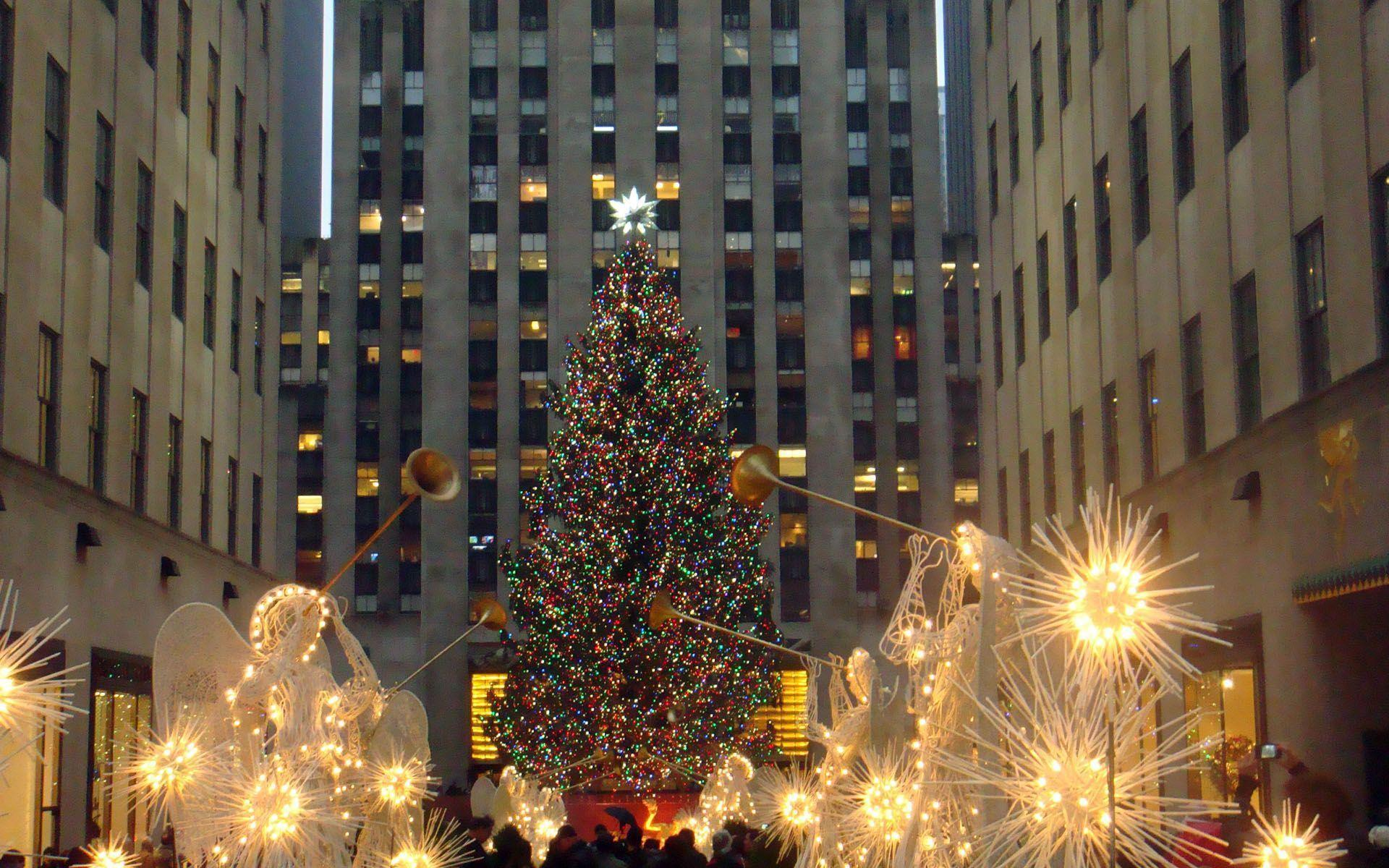 Where Is Christmas Tree In Nyc