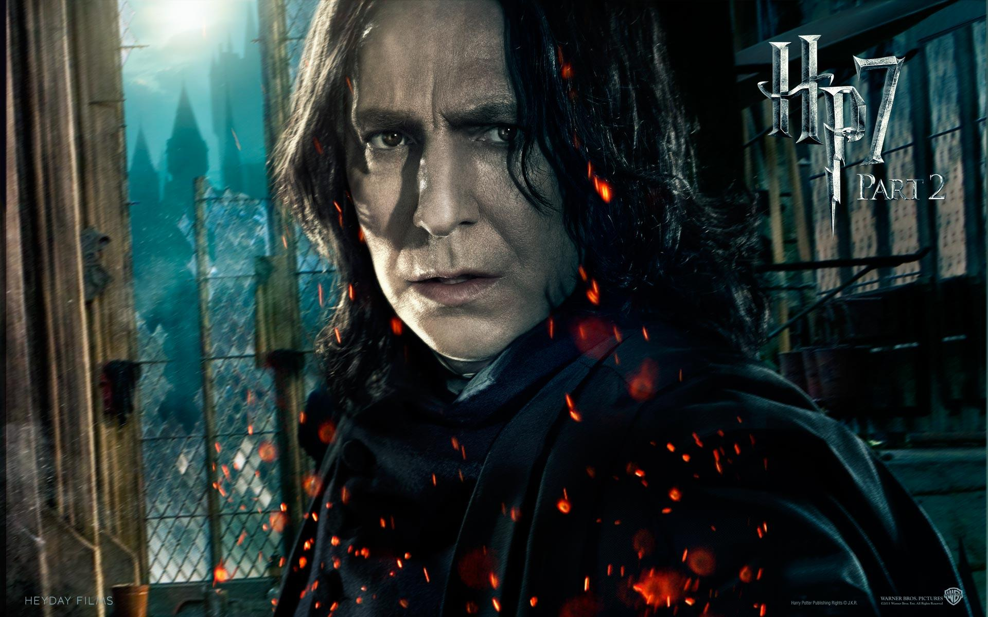 Hd wallpaper harry potter - Deathly Hallows Part Ii Official Wallpapers Harry Potter