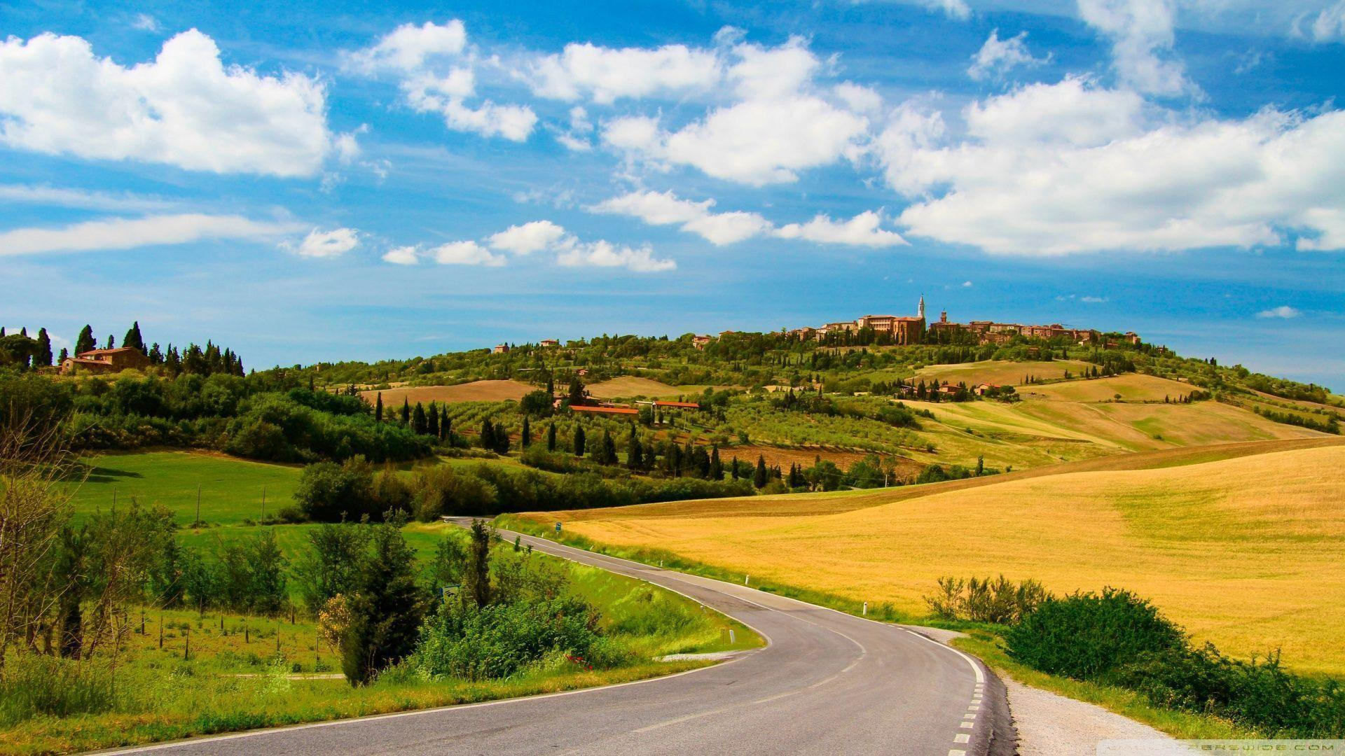 Tuscany Wallpapers - Wallpaper Cave