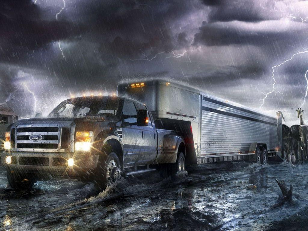Cool Truck Backgrounds