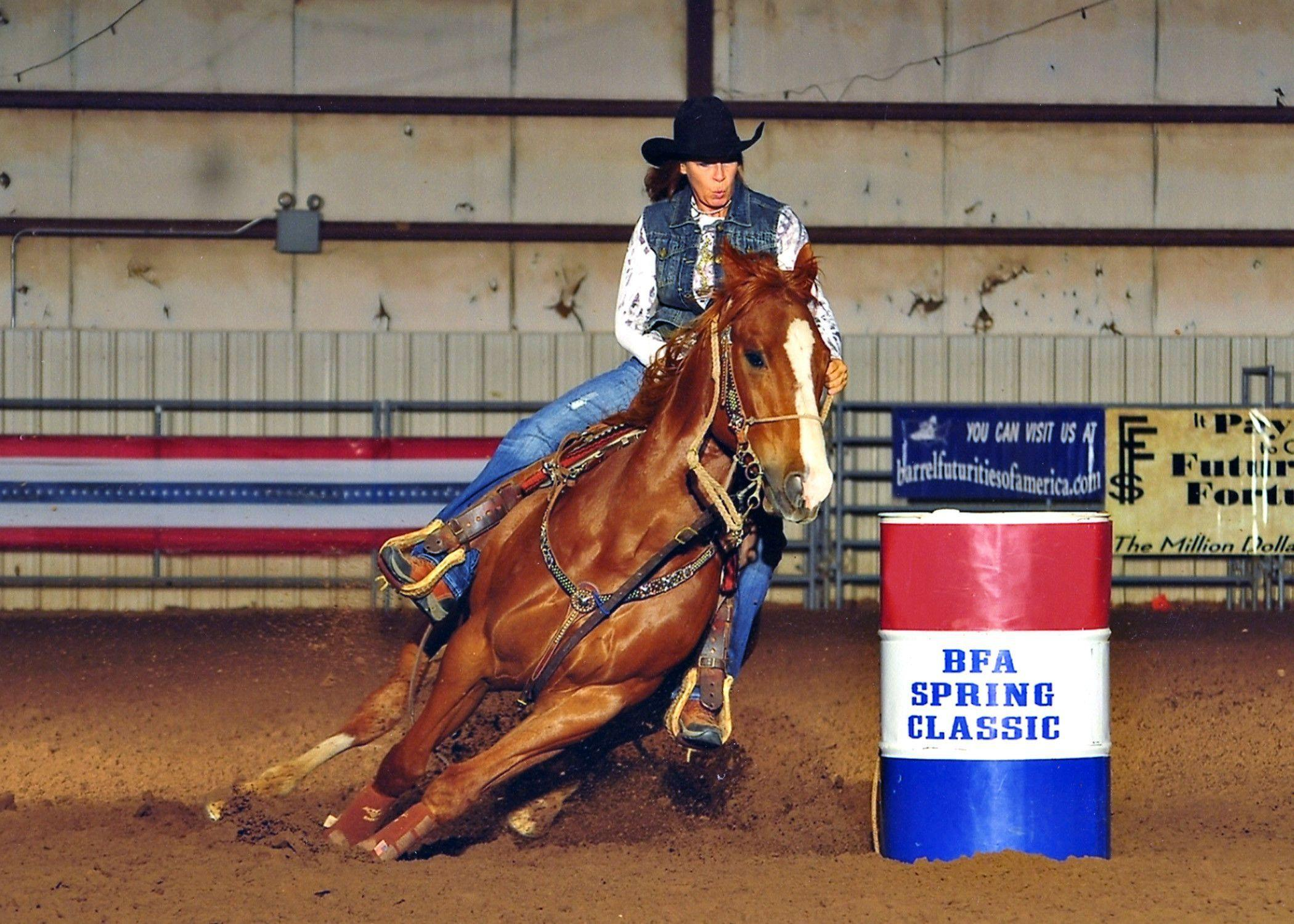 Barrel Racing Wallpapers Wallpaper Cave