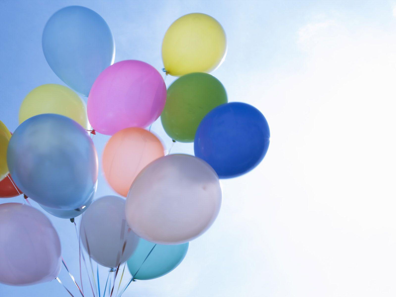 Birthday Balloons Wallpapers - HD Wallpapers Inn