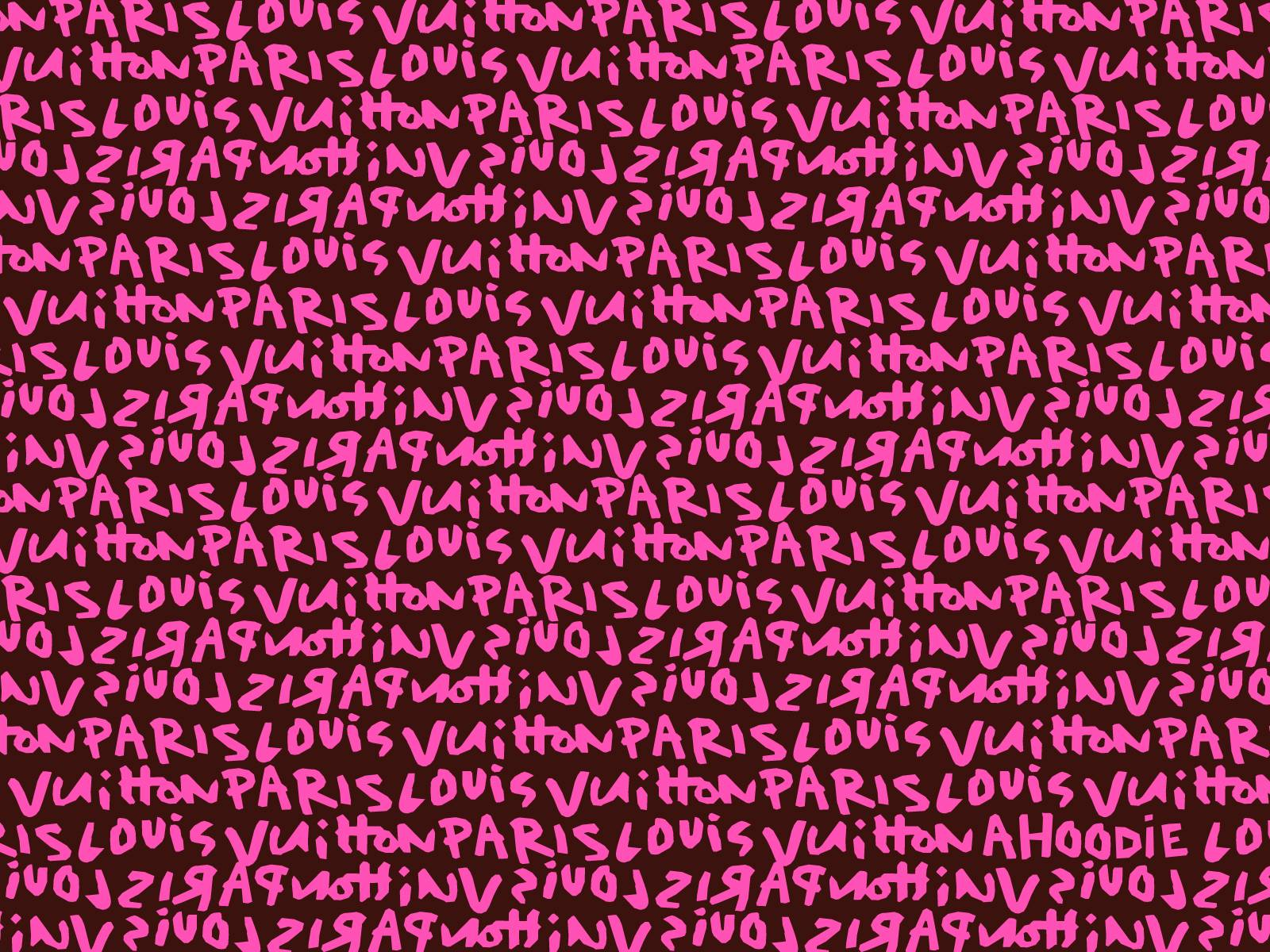 Louis Vuitton Logo Wallpaper Pink Louis Vuitton Backgrou...