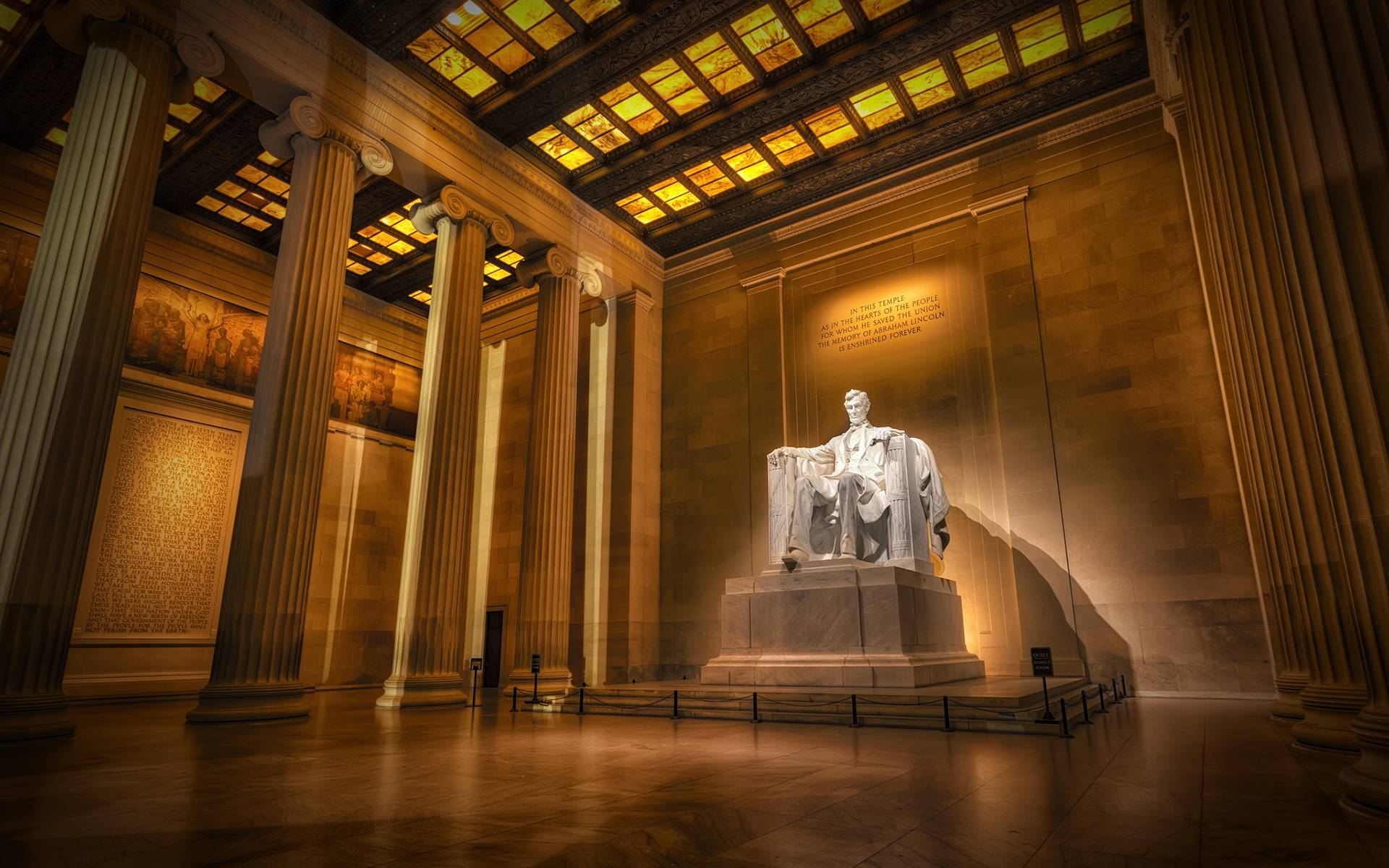 Lincoln Memorial Wallpapers Wallpaper Cave