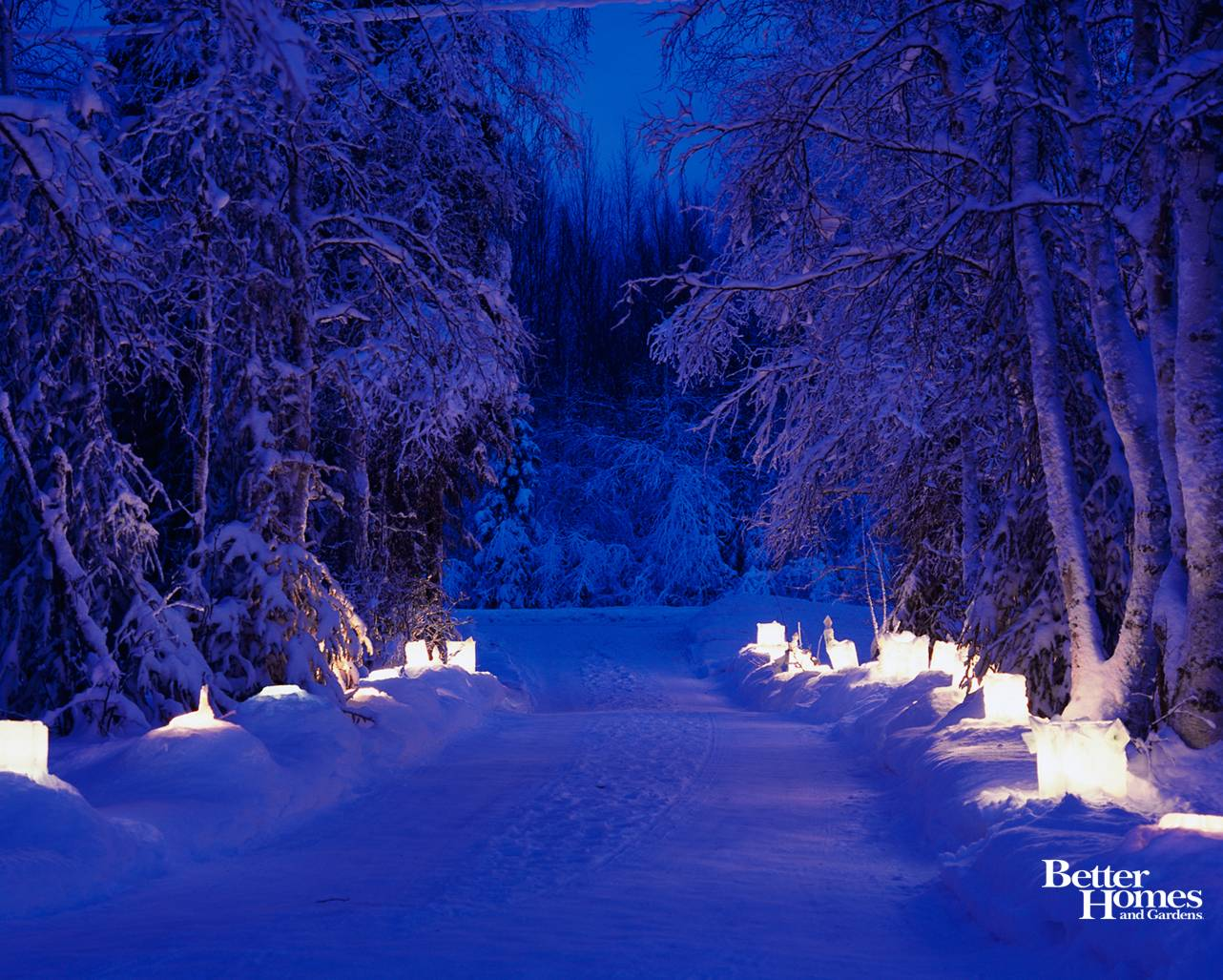 Free Winter Pictures Wallpapers