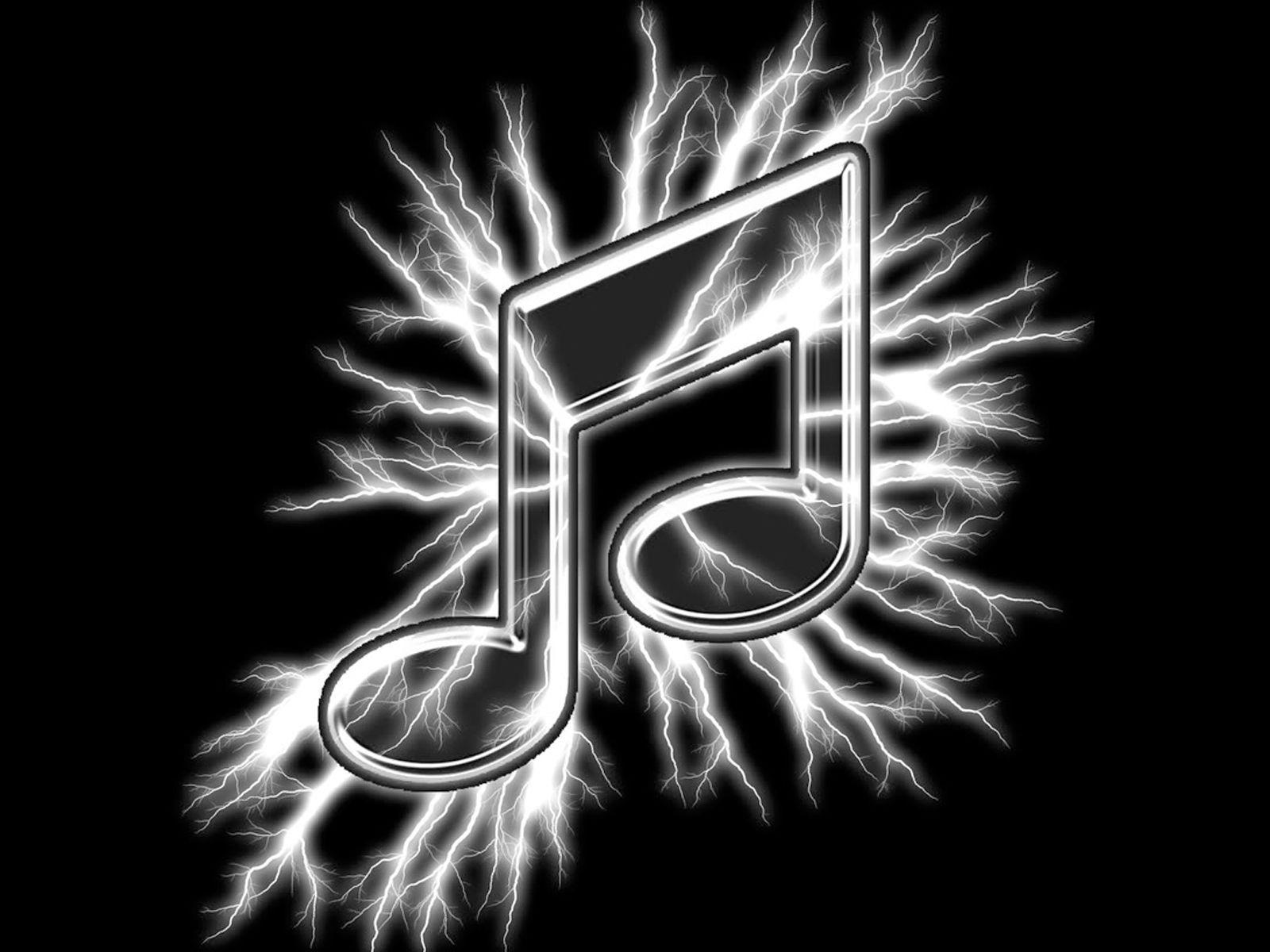 Music Notes Wallpapers Black And White X Black And White Music
