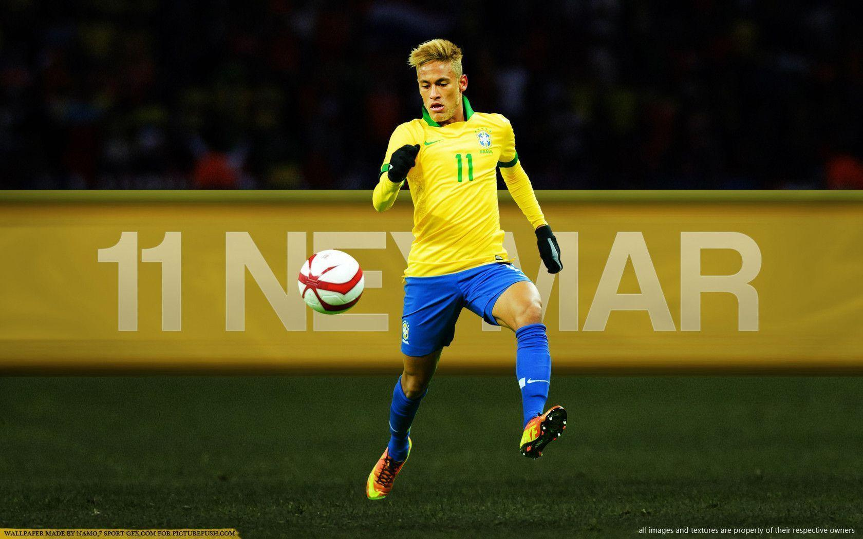 neymar backgrounds brazil flag 2015 wallpaper cave