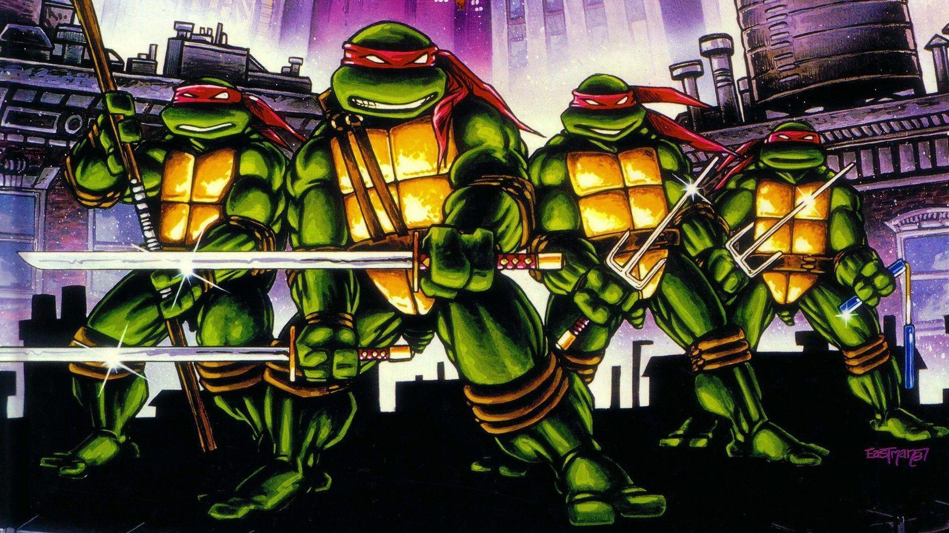 Teenage Mutant Ninja Turtles 2015 Wallpapers Wallpaper Cave