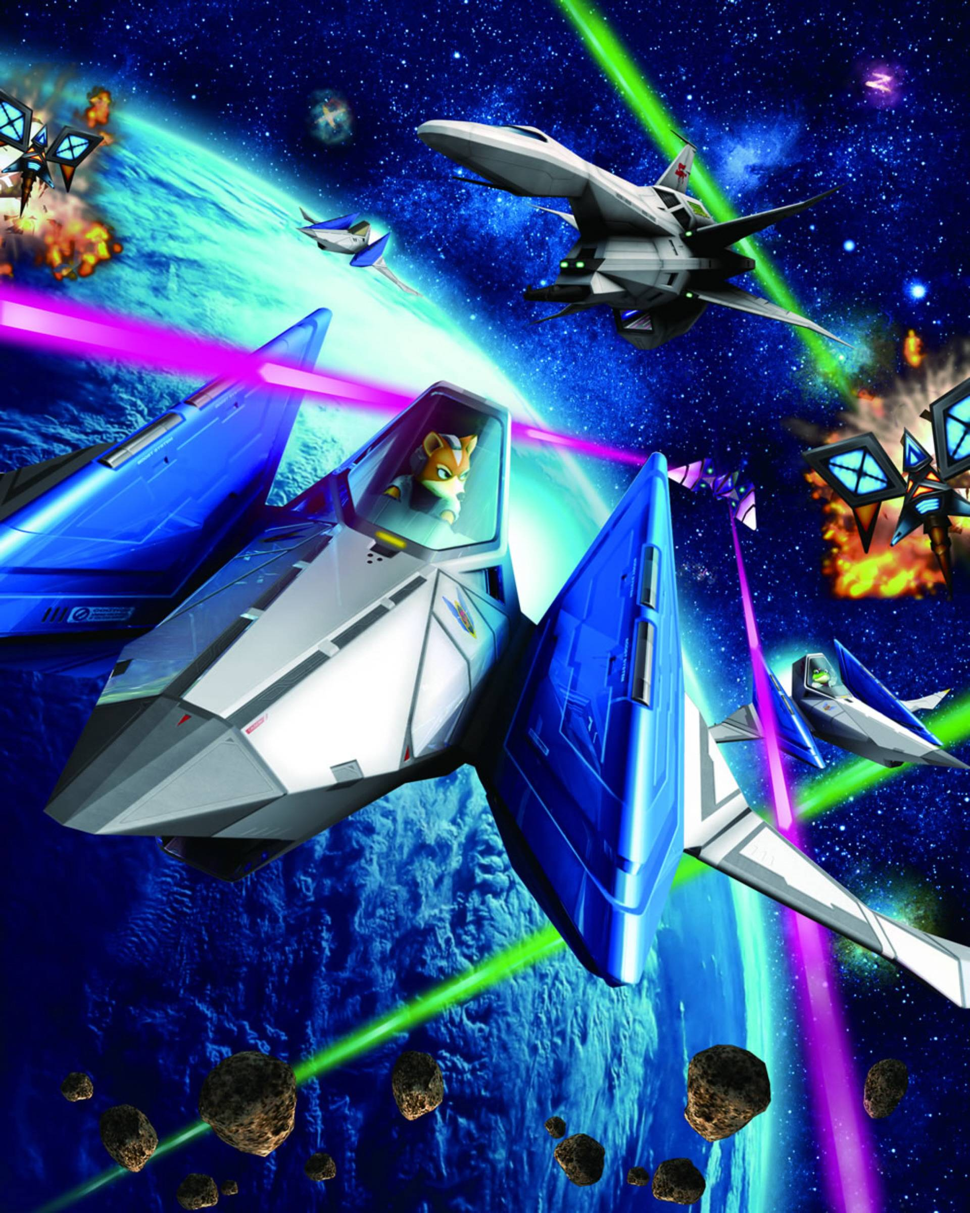 Star Fox 64 3D Review