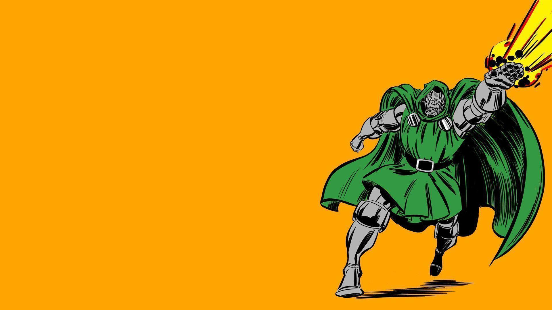 Pin Doctor Doom Wallpapers 1920x1080 Hq 42387