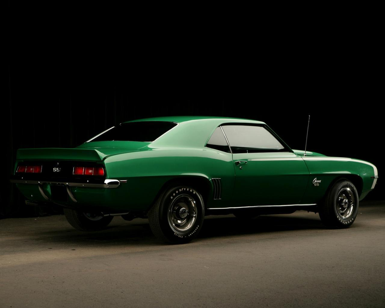 Muscle Car Wallpaper Hd: Free Muscle Car Wallpapers