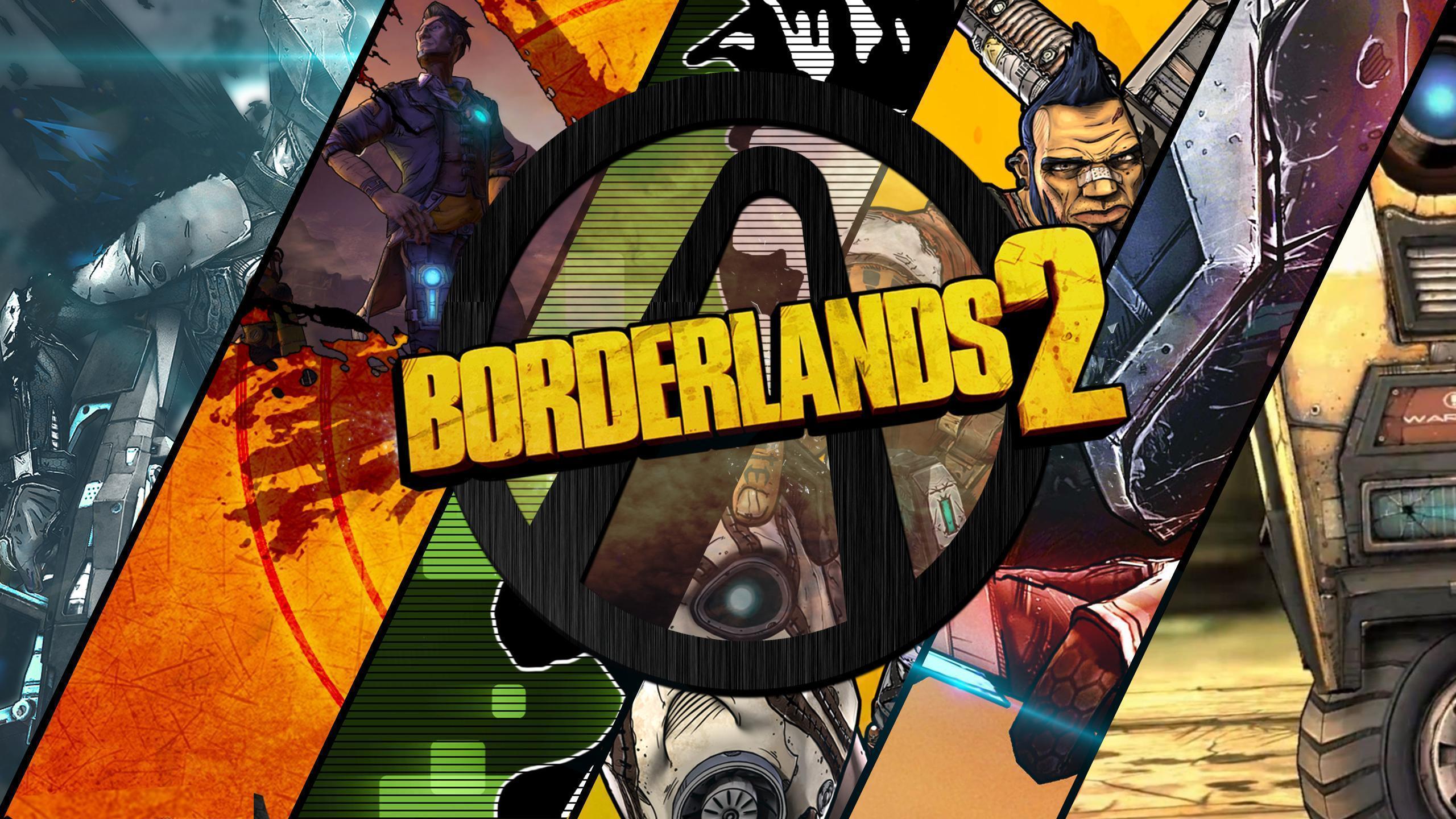 Borderlands 2 Backgrounds