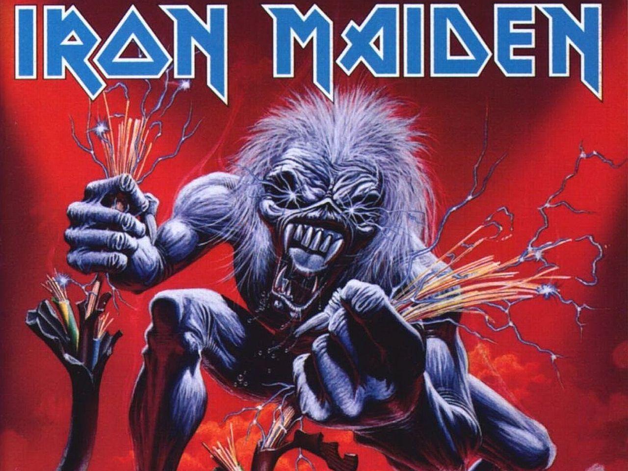 Iron Maiden HD Desktop Wallpaper