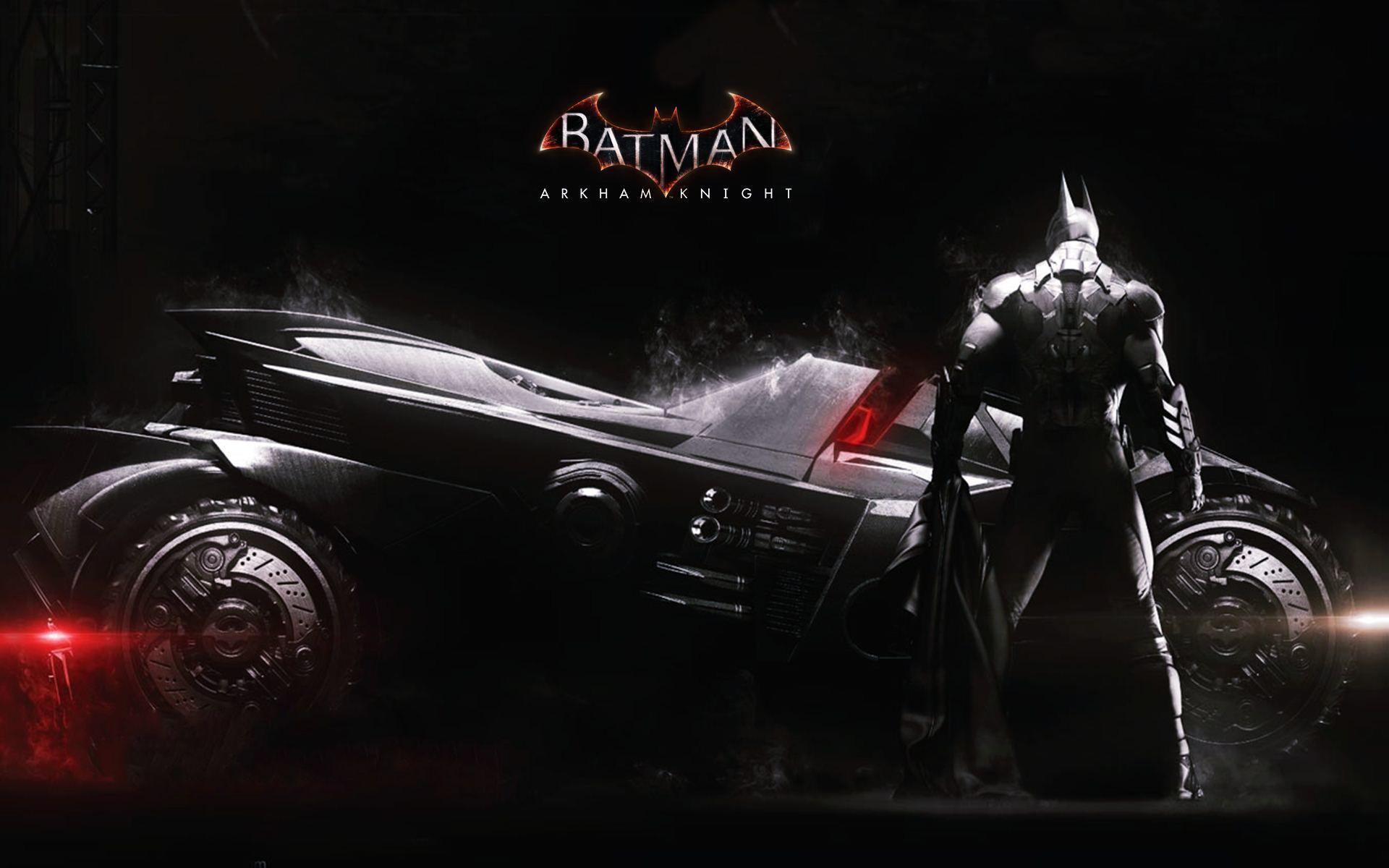 2014 batman arkham knight batmobile exclusive hd wallpapers